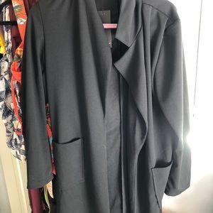 Nasty Gal Jackets & Coats - Simple black blazer